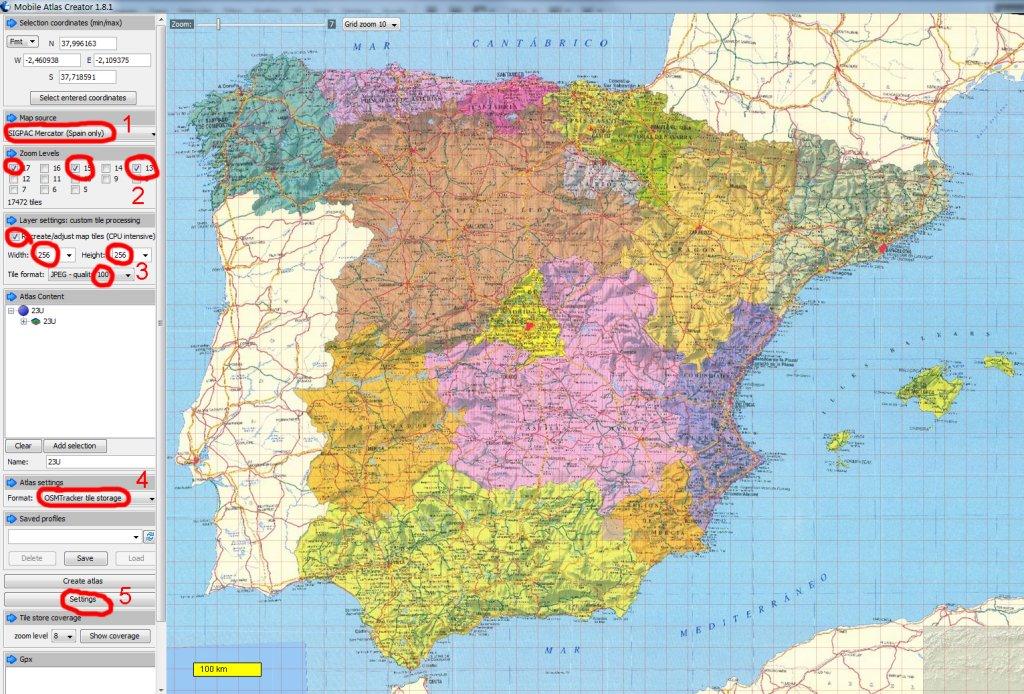 MOBAC | Iogrea  Hipermapas de España y más